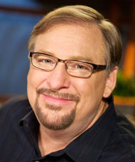 Rick Warren, PhD